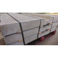Concrete Deck Post 600 x 100 x 100mm
