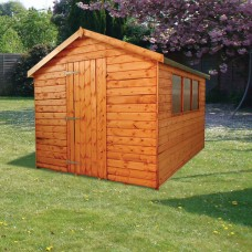 Warwick Apex Shed