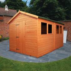 Warwick Plus Apex Shed