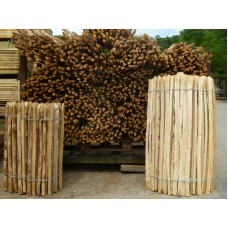 Chestnut Paling sizes from 900mm High