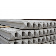 Concrete Slotted Intermediate Post 3000 x 100 x 125mm
