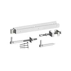 Field Gate Hinge Set 300mm