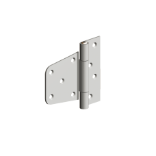 Gatemate Heavy Duty Offset Hinges 90mm