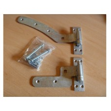 Gatemate Curved Hinges 300mm