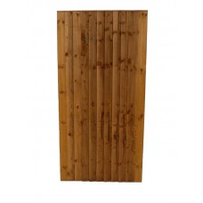 Closeboard Gate sizes from 900mm High