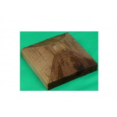 Wooden Post Cap 100 x 100mm