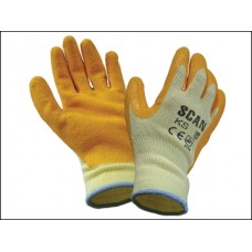 Scan Knitshell Latex Palm Gloves (pack of 12)