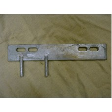 Two Pin Cleat 300 x 50mm
