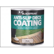 Blackfriar Anti Slip Deck Coating 2.5 litre
