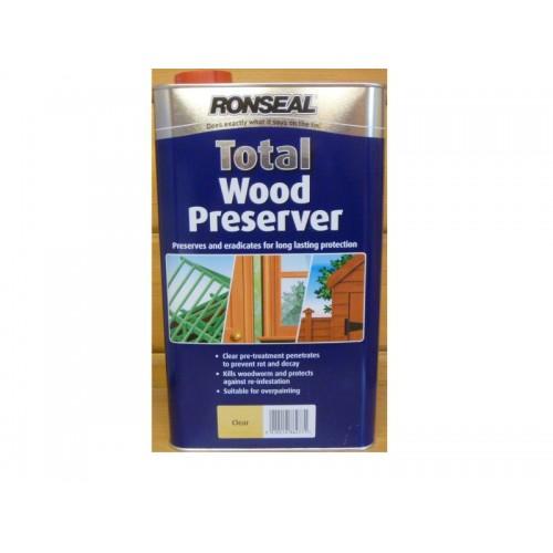 ronseal wood preserver clear 5 litre. Black Bedroom Furniture Sets. Home Design Ideas
