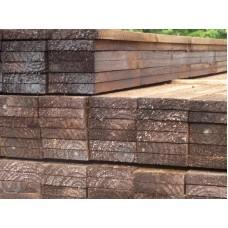 Waney Lap Panel Batten 1830 x 75 x 16mm