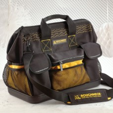 "Roughneck 40cm/16"" Wide Mouth Tool Bag"